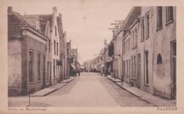 1887116Naarden, Sluis En Marktstraat. - Naarden