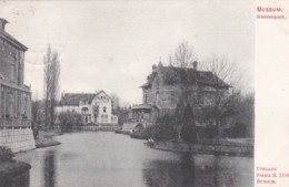1887127Bussum, Nassaupark (poststempel 1909) - Bussum