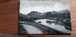 Marchienne Au Pont Quai Du Bassin Charbonnage - Charleroi