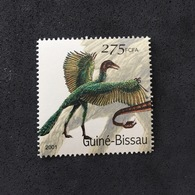 GUINÉ-BISSAU. DINOSAUR. MNH. D1902F - Briefmarken