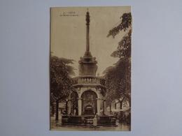 Liège - Le Perron Liègeois - Lüttich