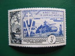 NOUVELLE CALEDONIE YVERT POSTE AERIENNE N° 65 NEUF** LUXE - MNH - COTE 9,60 EUROS - Nouvelle-Calédonie