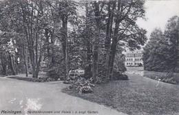 Meiningen Märchenbrunnen Und Palais - Meiningen