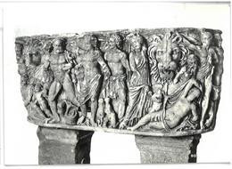 Tematica  Bolsena (Viterbo) Sarcofago Romano Non Viaggiata Condizioni Come Da Scansione - Belle-Arti