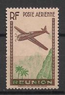 Réunion - 1938 - PA N°Yv. 5b - 12f65 Brun - Variété Sans Valeur - Neuf Luxe ** / MNH / Postfrisch - Luftpost