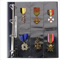 Safe Blätter Nr. 5472 - Für Orden - Militaria