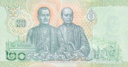 THAILAND P. 135 20 B 2018 UNC - Thailand