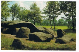 HUN-8   EEXT : DOLMEN, Hunnebed, Menhir - Dolmen & Menhirs