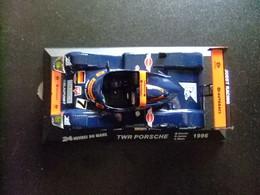 TWR PORSCHE  24 H Le Mans 1996 M. Reuter - D. Jones - A. Wurz - Carros