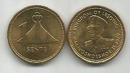 Lesotho 1 Sente 1979. - Lesotho