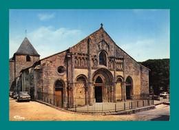 16 Ruffec église Romane Saint André - Ruffec