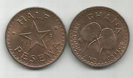 Ghana Half Pesewa 1967. - Ghana