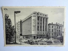 "Charleroi - Boulevard Tirou Et ""Notre Maison"" - Charleroi"