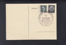 Dt. Reich Sudeten PK 1938 Maffersdorf - Besetzungen 1938-45