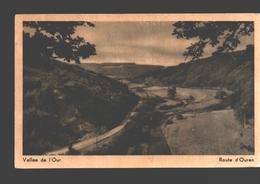 Ouren - Vallée De L'Our - Route D'Ouren - Burg-Reuland