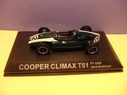 COOPER CLIMAX T 51 F1  1959 Jack Brabham - Carros