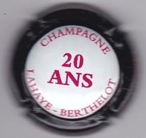 LAHAYE-BERTHELOT NOUVELLE 20 ANS - Champagne