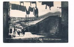 Cartolina-Postcard / Non Viaggiata - Not Sent  / Napoli-Naples - Panorama Con Vesuvio Dalle Rampe Di Sant'Antonio - Napoli