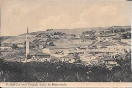 Roemenie, Medgèdia, Turksch Dorp, Uitgave Van Missionarissen, Nederlandse Tekst, Geknipte Randen, Ca. 1950 - Roemenië