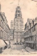 CALAIS La Rue De La Citadelle Et Le Beffroi 16(scan Recto-verso) MA1392 - Calais