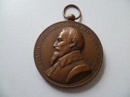 Médaille Olivier De Serres Seigneur Du Pradel   (oudiné) - Unclassified