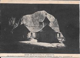 Roemenie, Nemuesti, Kerk En Klooster, Uitgave Van Missionarissen, Nederlandse Tekst, Geknipte Randen, Ca. 1950 - Roemenië