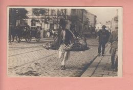 OLD POSTCARD ROMANIA - RUMANIA -   TIPURI BUCURESTI - TYPE - Romania