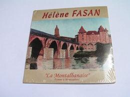 CD SINGLE HELENE FASAN La Montalbanaise MONTAUBAN Neuf Sous Blister - Collectors