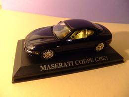 MASERATI COUPE 2002 - Carros