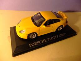 PORSCHE 911 GT3 2001 - Carros