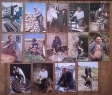 Lot De 14 Cartes Postales / Collection MILLE ET UN TRAVAUX DE L'HOMME - Paysans