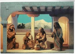 Tematica  Bassano Del Grappa Presepio Scalabrini Non Viaggiata Condizioni Come Da Scansione - Belle-Arti