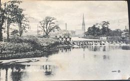 (397) Cheshire - Warrington - On The Mersey - 1917 - Angleterre