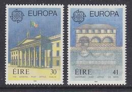 Europa Cept 1990 Ireland 2v  ** Mnh (42632L) - 1990