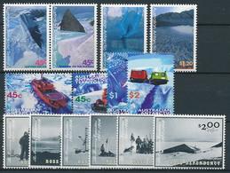 Austr. Gebiete In Der Antarktis ** (diverse Marken) - Territoire Antarctique Australien (AAT)