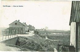 Zeebrugge , Rue Du Cuiller - Zeebrugge