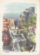Croatia Croatian Art - Vladimir Kirin - Dubrovnik 1964 - Croatia