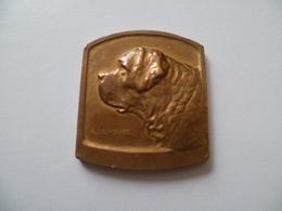 Médaille KENNEL CLUB BELGE  Reconnu Par Le Gouvernement Prix D'honneur ( G. Devrlese) - Unclassified