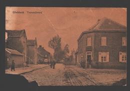 Glabbeek - Tramstilstand - Tram / Tramway - Beschadigd - Glabbeek-Zuurbemde
