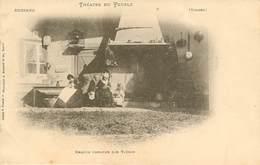 Dép 88 - Spectacle - Théatres - Bussang - Théatre Du Peuple - Chacun Cherche Son Trésor - état - Bussang