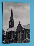 St. Hiloniuskerk ( Drukk. Strobbe ) Anno 19?? ( Zie/voir Photo ) ! - Izegem