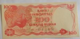 Billet D'Indonésie 100 Roupies 1984 Pick 122 Neuf/UNC - Indonesia