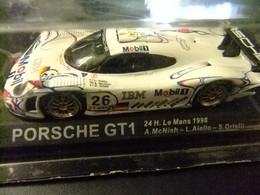 PORSCHE GT1 24 H Le Mans 1998 A. McNish - L. Aiello - S. Ortelli - Carros