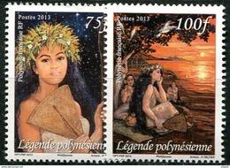Polynésie, N°1017 à N° 1018** Y Et T - Neufs
