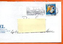 MAURY N° 2508   PELLOS    Lettre Entière 110x220 N° PP 130 - Marcophilie (Lettres)