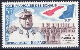 2019-0135 Côte Des Somalis 1960 Yv A27 Neuf Sans Charnière MNH ** - Französich-Somaliküste (1894-1967)
