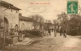 Dép 88 - Bru - Route De Rambervillers - état - Autres Communes