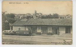 SERVIAN - La Gare - France