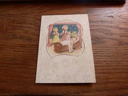 BC1-1-100 Souvenir Baptême Nismes (Couvin ) 1964 Ange - Birth & Baptism