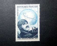 FRANCE 1951 N°907 ** (MAURICE NOGUÈS. 12F BLEU-NOIR ET BLEU CLAIR) - Unused Stamps